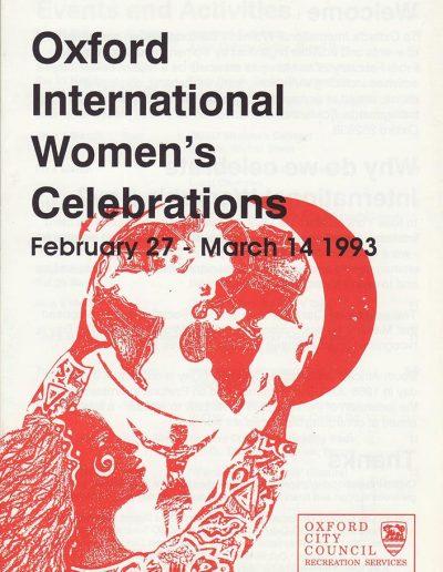 OIWF 1993