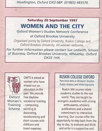 OIWF 1997