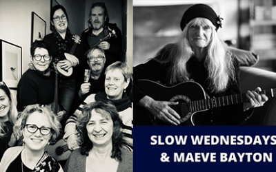International Women's Day Ukulele Shindig with the Slow Wednesdays