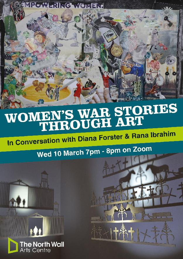 Women's War Stories Poster